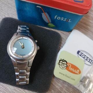 FOSSILの時計