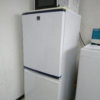SHARP冷蔵庫137L