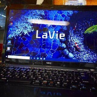 【ネット決済・配送可】NEC Lavie LS550/ES6B ...