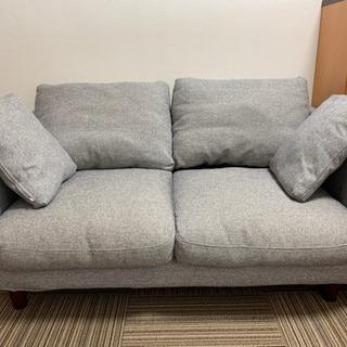 ニトリ 二人掛けソファ sofa