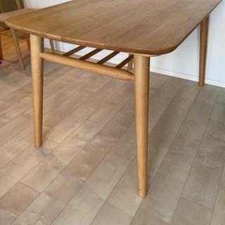 ダイニング テーブルと椅子のセット