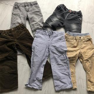 子供服 まとめ売り 男の子 ズボン 90-110 3歳
