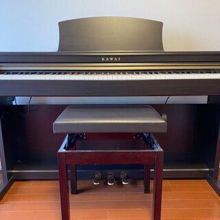 KAWAI 電子ピアノ CN24R 茶色(2013年)お譲りします。