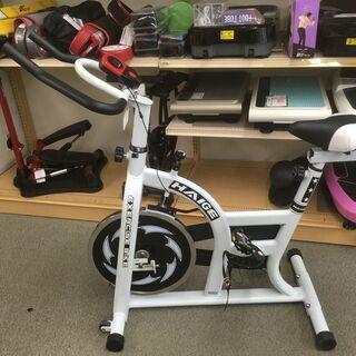 【スピンバイク】エアロフィットネス HG-YX-5006A:ホワイト