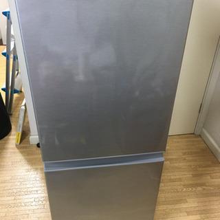 AQUA2ドア冷蔵庫(美品)2019年製126L