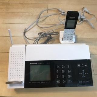パナソニック 電話・FAX機