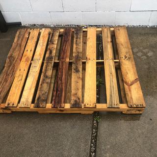 木製パレット 廃材 貰って下さい