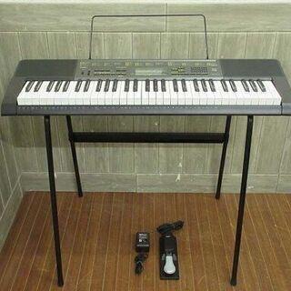 sa0596【中古】 カシオ 電子キーボード 61鍵盤 C…