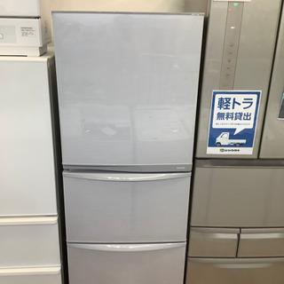 3ドア冷蔵庫 TOSHIBA(東芝) 2013年 340L