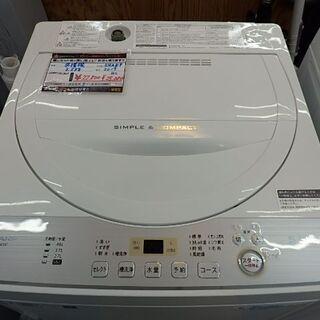 【配送設置無料エリア拡大】☆美品☆ シャープ 全自動洗濯機 ES...
