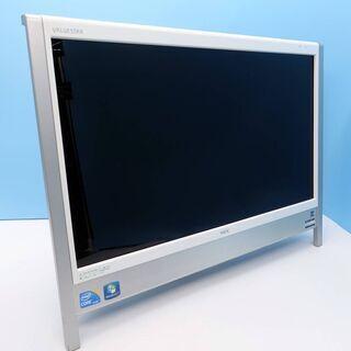 【ネット決済・配送可】超快適 NEC 一体型 windows10...