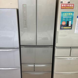 6ドア冷蔵庫 TOSHIBA(東芝) 2013年製 425L