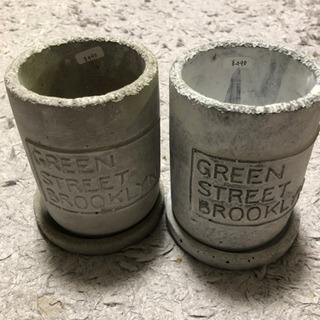 植木鉢 新品未使用 2個