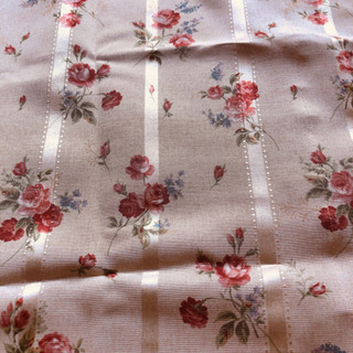 シェードカーテン 花柄(小)
