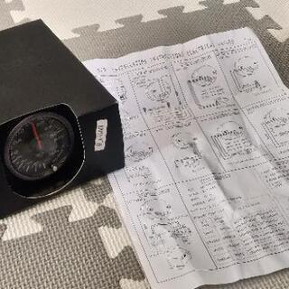 【取引済】追加メーター(電気式ブースト計) − 奈良県