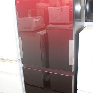 美品!SHARP シャープ プラズマクラスター 冷凍冷蔵庫(SJ...