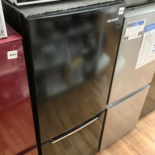 2ドア冷蔵庫 Hisense 2019年製 150L