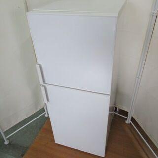JAKN2396/冷蔵庫/2ドア/右開き/ホワイト/無印/…