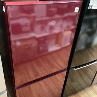 2ドア冷蔵庫 AQUA 2017年製 157L