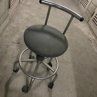 丸椅子 キャスター付き