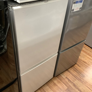 2ドア冷蔵庫 AQUA 2019年製 157L