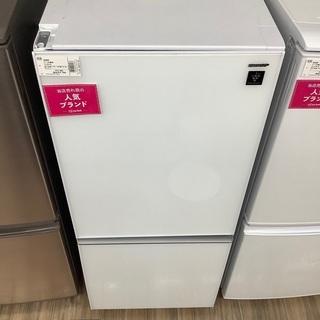 安心の6ヵ月保証付き!!2017年製SHARP(シャープ)の冷蔵...
