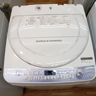 SHARP 2018年製 7、0kg 全自動洗濯機 ES-…