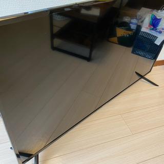 【ネット決済】SmartTV 50V型 4K対応 HDD録画対応...