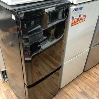 2ドア冷蔵庫 MITSUBISHI(三菱) 2017年製 146L