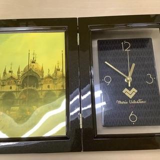 マリオバレンチノ 置時計
