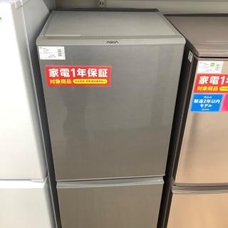 安心の6ヵ月保証付き!!2018年製AQUA(アクア)の冷蔵庫!...