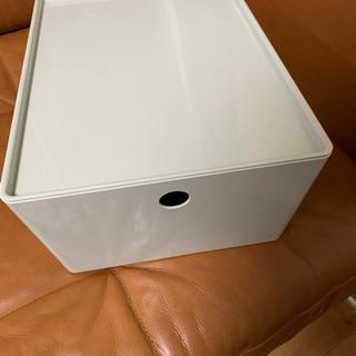 【美中古】IKEA購入の収納ボックス3個セット