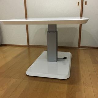ニトリ 昇降カス圧 ダイニングテーブル