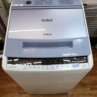 HITACHI 2018年製 7、0kg 全自動洗濯機 B…