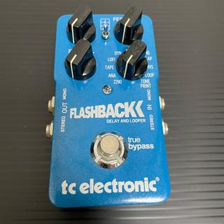 tc electronic flashback delay & ...