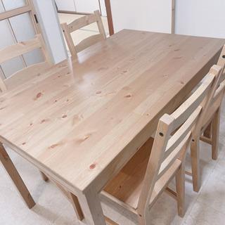 (交渉中)IKEA ダイニングテーブルセット