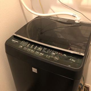 Hisense/洗濯機(5.5kg)