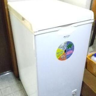 冷凍庫 60L
