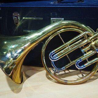 【苫小牧バナナ】KAWAI/カワイ 管楽器 ピストンホルン…