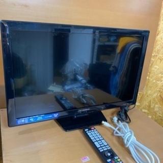 【美品】液晶テレビ DXアンテナ 24V型 LVW246T…