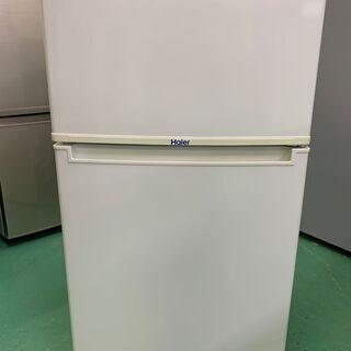 ★Haier★2D冷蔵庫 JR-N85A 2016年 85L キ...