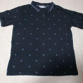 ビームス 黒のポロシャツ