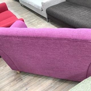 キュートパープルカラーのソファー入荷しました。【トレファク愛知蟹江】 - 海部郡