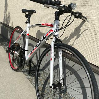 【ネット決済】自転車 クロスバイク 程度良好