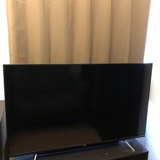 【ネット決済】43型 4K HDR テレビ 売ります