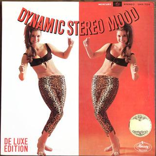 ダイナミック・ステレオ・ムード・デラックス LP レコード