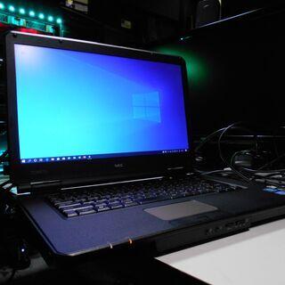 ノートパソコン NEC VersaPro Windows10 O...
