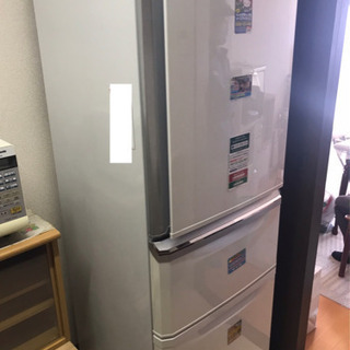 2012年 3ドア 自動製氷冷蔵庫