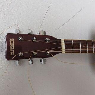 アコースティックギター 日本製ブルーリッジHW400NA 良品