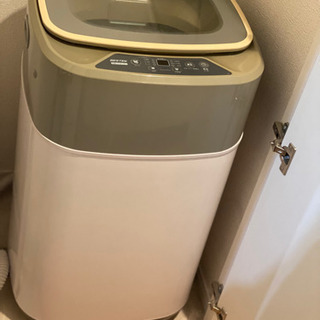 一人暮らし用 洗濯機